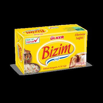 BIZIM PAKET MARGARIN 250GR