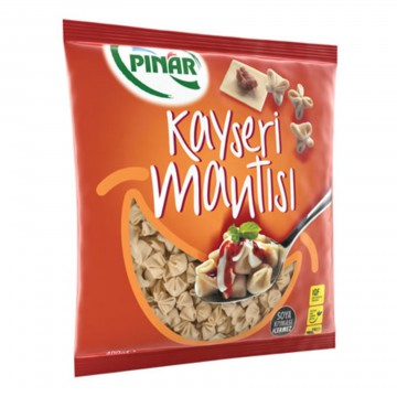 PINAR KAYSERI MANTI 400GR