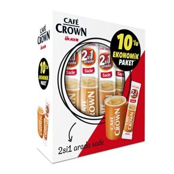 CAFE CROWN 2SI 1 SADE 10LU...