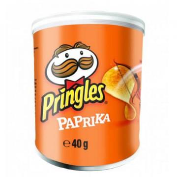 PRINGLES 40GR PAPRIKA