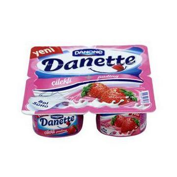 DANETTE CILEKLI 4*50 GR