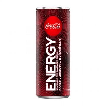 C.COLA ENERGY 250ML