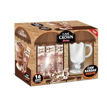 CAFE CROWN CHOCO LATTE 16...