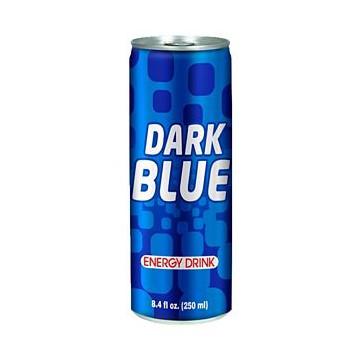 DARK BLUE ENERJI ICECEGI 250ML