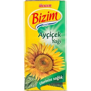 BIZIM AYCICEK 5LT TNK