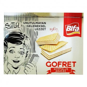 BIFA SUTLU GOFRET NOSTALJI...