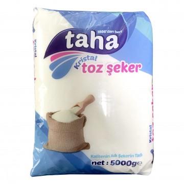 TAHA TOZ SEKER 5 KG