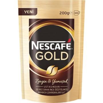 NESCAFE GOLD 200 GR EKO PAKET