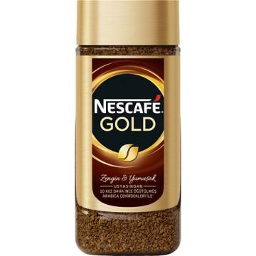 NESCAFE GOLD 200 GR KAVANOZ
