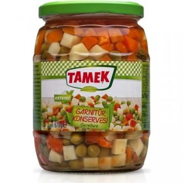 TAMEK GARNITUR 670 GR CAM