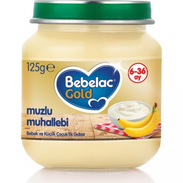 BEBELAC GOLD 125 GR MUZLU...